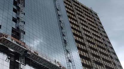 EDIFÍCIO NY TOWER ]SÃO ARAÇATUBA/SP
